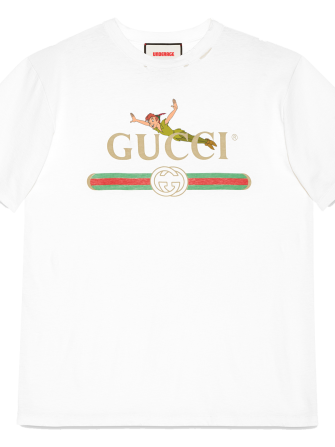 c819ebe8 Gucci Peter Pan 2.0 T-Shirt (White)