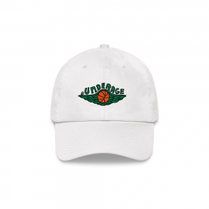 Underage wings hat white product front