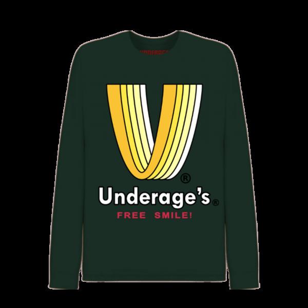 Longsleeve T-Shirt Green