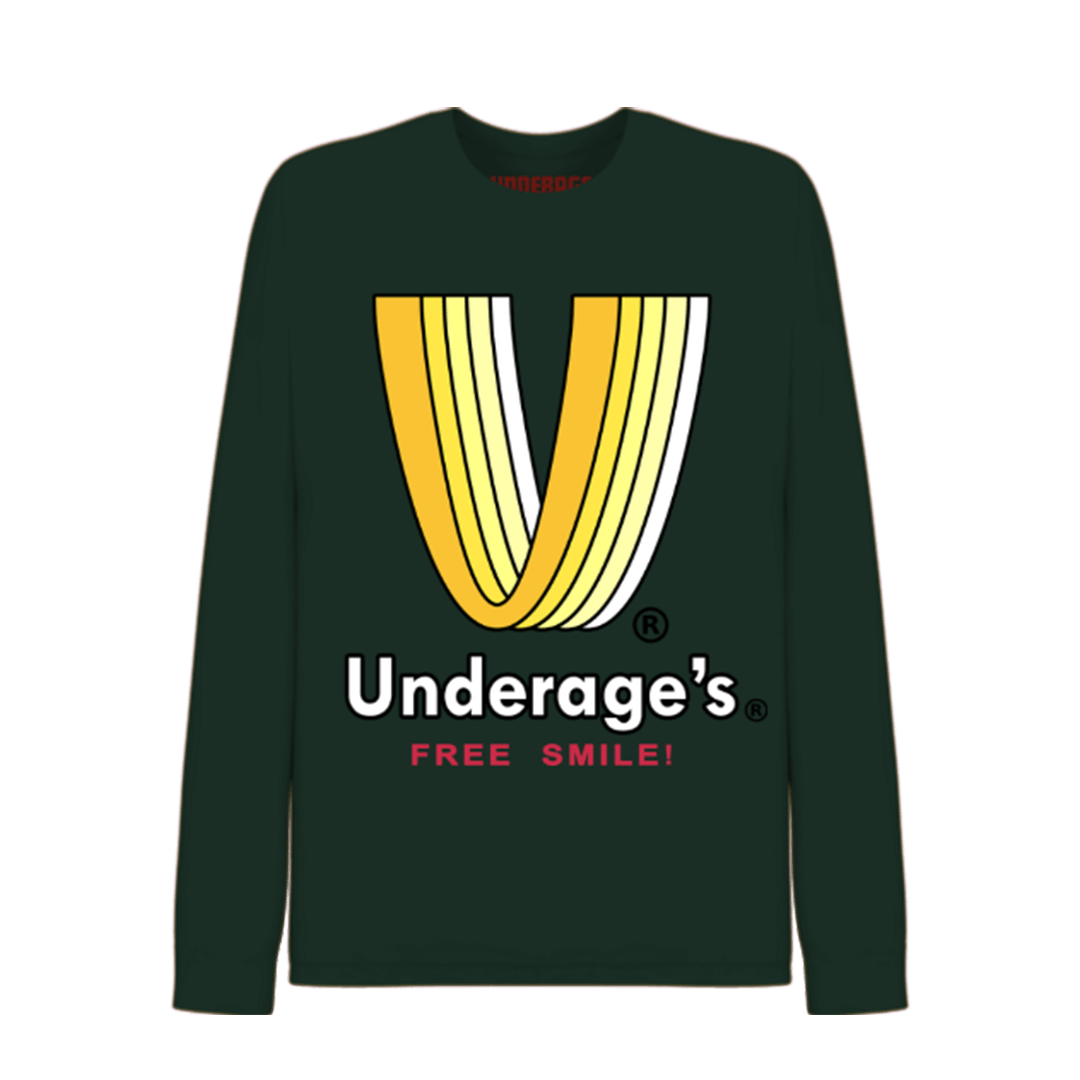 Longsleeve T-Shirt Green