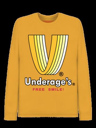 Free Smile Long sleeve T-Shirt