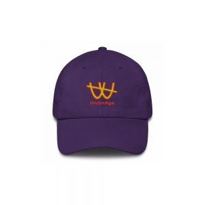 Underage Double U Logo Hat