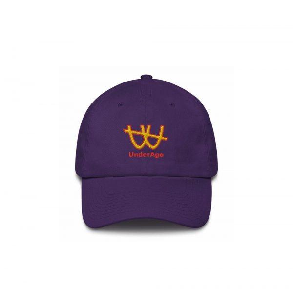 Underage Double U Logo Hat