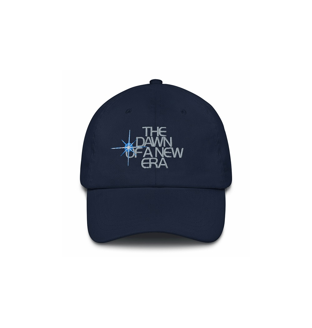 Underage the dawn of a new era hat product navy front