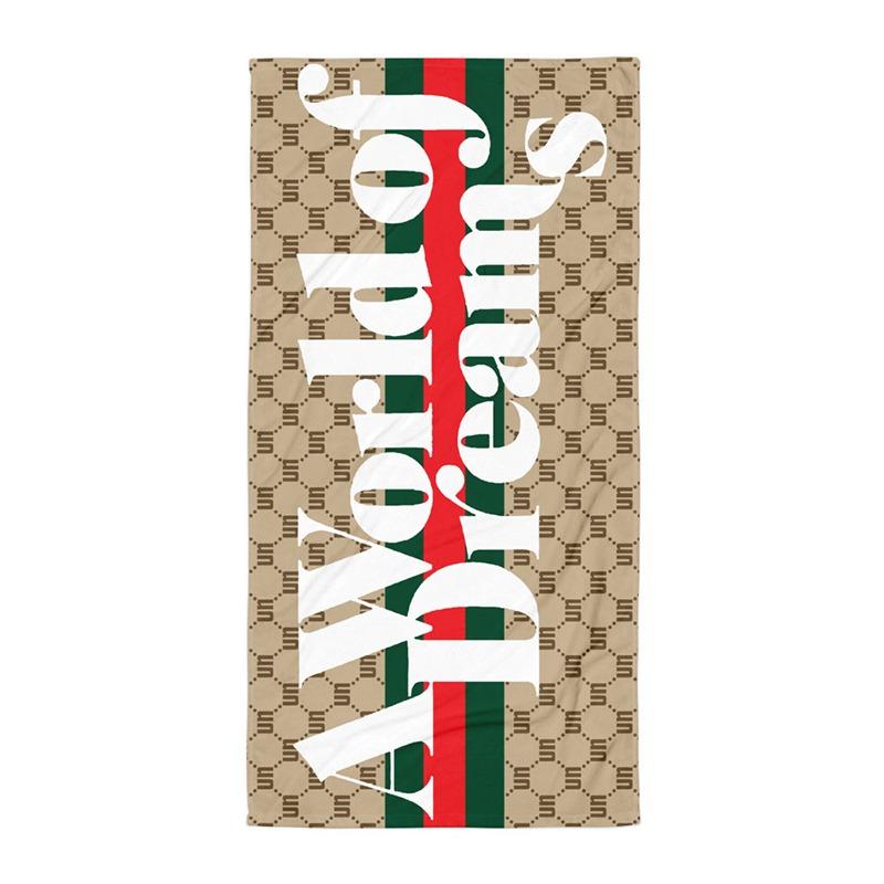 Underage towel product matrix stripe world of dreams edition tan