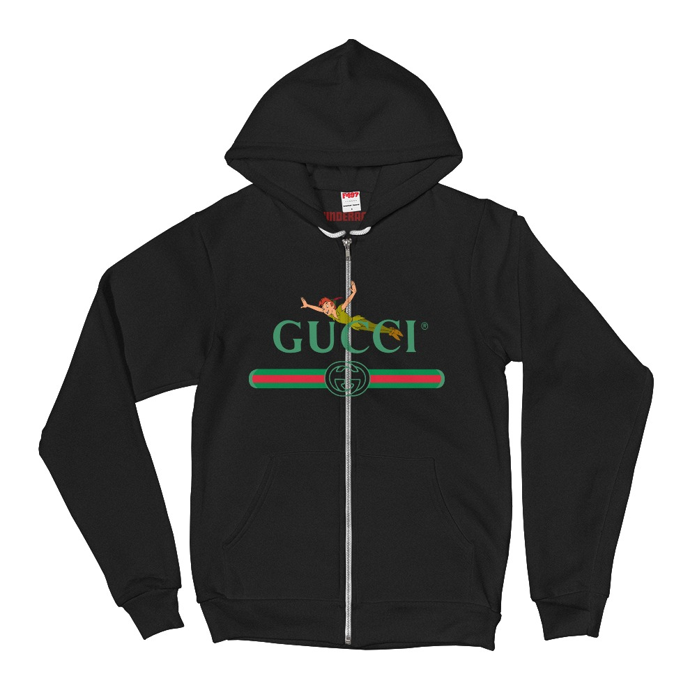 Underage gucci peter pan 2 black product front