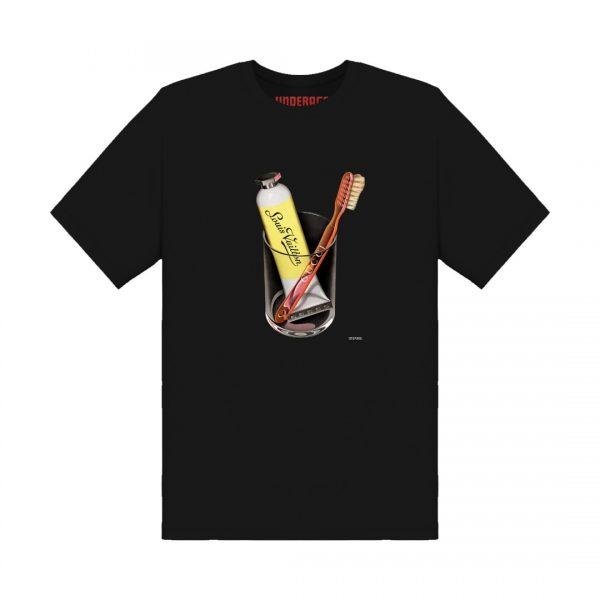Underage louis vuitton by gucci hygiene tshirt product black