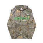 Underage broken world hoodie product camo front