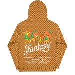 Underage fantasy hoodie product orange back