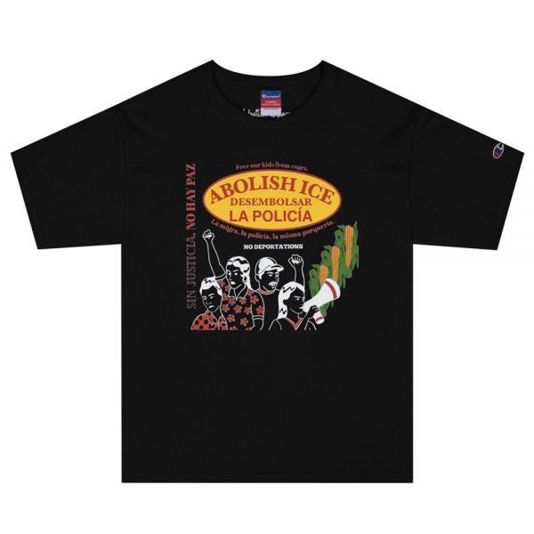 Vanilla Space Abolish Ice el Milagro T-shirt Product