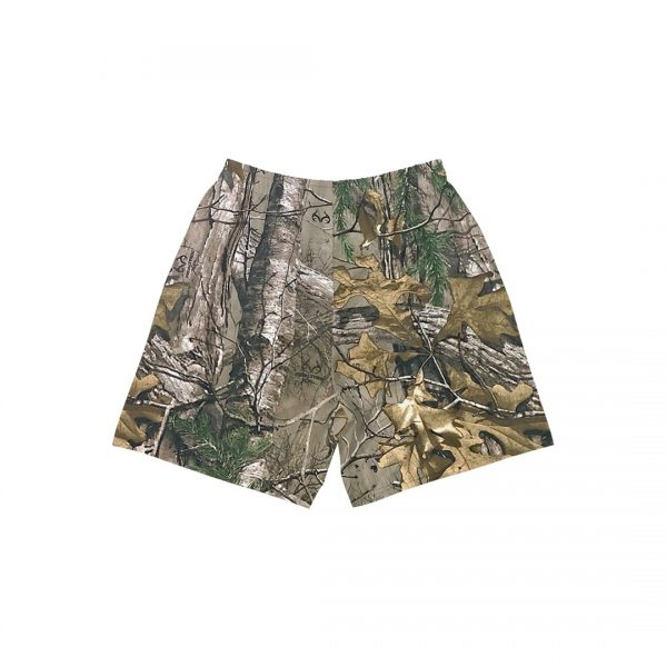 Vanilla space broken world camouflage athletic shorts product back strings